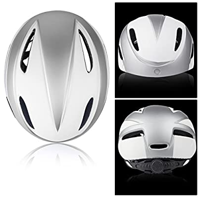 Basecamp Bike helmets, CE Certified Cycling Helmet with Detachable Magnetic Goggles Visor Shield Adjustable Unisex Men Women Road Mountain Safety Protection Biking Bicycle Helmet from Basecamp