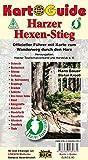 Karto-Guide: Harzer Hexen-Stieg: Der offizielle Führer mit Karte zum Wanderweg durch den Harz