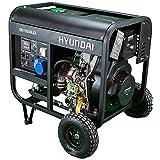 Hyundai Dhy6000Lek - Generador Diesel Serie Pro 3.000 RPM