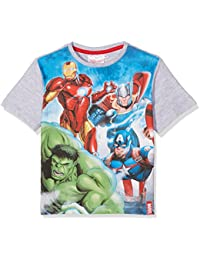 Avengers Ready Position, Camiseta Para Niños