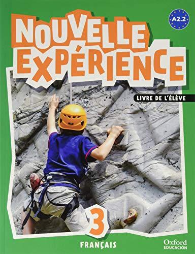 Experience Nouvelle 3 Pack Livre de l'élève (Andalousie)