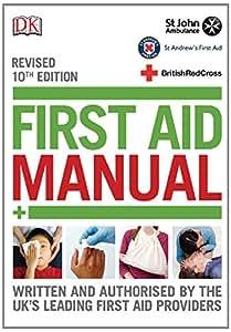 St John Ambulance 10th Edition Manual First Aid