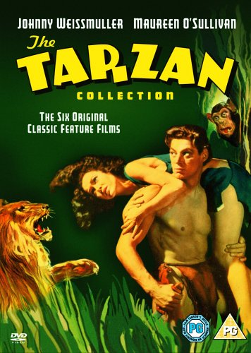 The Johnny Weissmuller Tarzan Collection  [DVD]