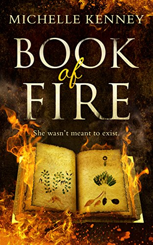 Book of Fire: a debut fantasy perfect for fans of The Hunger Games,  Divergent and The Maze Runner (English Edition)