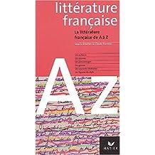 Littérature française de A à Z, 2004