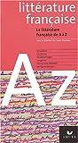 Lire le livre Littérature française 2004 gratuit