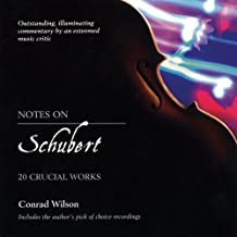 Notes On Schubert: 20 Crucial Works