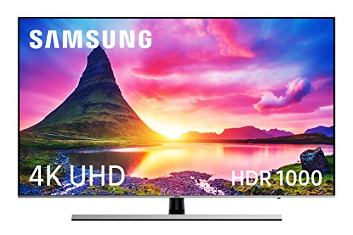"Samsung 49NU8005 - Smart TV de 49"" 4K UHD HDR10+ Pantalla Slim, Quad-Core, 4 HDMI, 2 USB"
