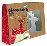 Decopatch Mini Kit de Reno Mache