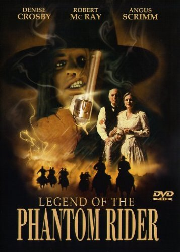 Koch Media GmbH - DVD Legend of the Phantom Rider