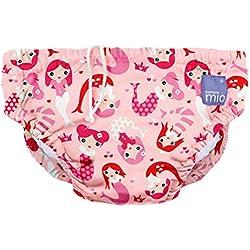 Bambino Mio, pañal bañador, sirena, pequeño (0-6 meses)