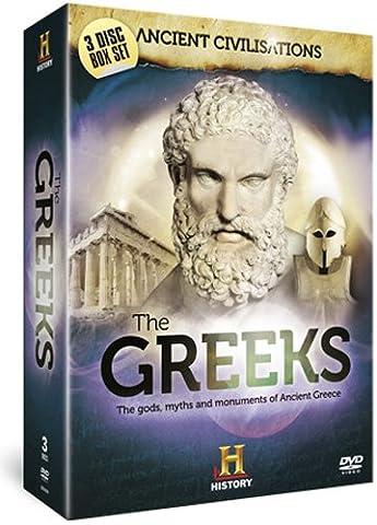 Ancient Civilisations - The Greeks Box Set