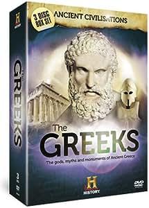 Ancient Civilisations - The Greeks Box Set [DVD]