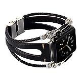 Für Apple Watch Uhrenarmband 42mm Riemen Replacement Armband Wrist Band Strap Schmuck Armband Armreif für Apple Watch Series 1 2 3 Sport Nike+ Edition