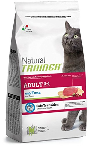 NATURAL GATTO ADULT TONNO KG. 2
