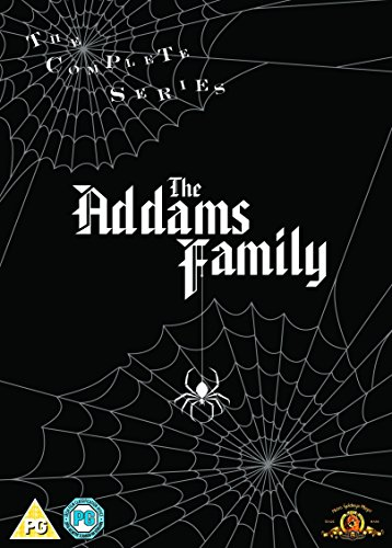 Addams Family Complete, The [UK Import]
