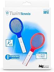 Wii - Tennis Schläger Twin-Pack