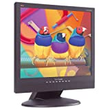 Viewsonic VG510B 38,1 cm (15 Zoll) TFT-Monitor (DVI; schwarz)