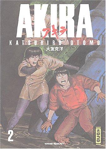 Akira - Anime comics