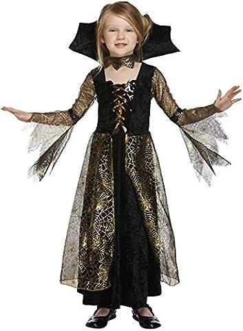 Frankenstein Fille Costume - Garçons Filles Halloween Sorcière Araignée Vampire diable