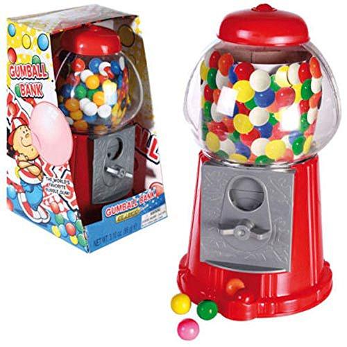 Vetrineinrete Distributore dispenser di gomme da masticare e caramelle gumball bubble gum candy gadget divertente e funzionale BIG C3