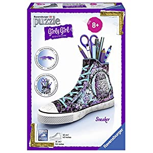Ravensburger SNEAKER - GIRLY GIRL 3D PUZZEL