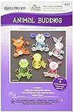ornés de piquants Créations Papier pour Quilling Kit animaux copains