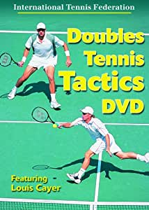 Doubles Tennis Tactics DVD (Region Free) [NTSC]