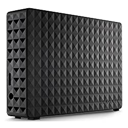 Seagate Expansion 2TB External Hard Drive (Black)