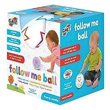 Galt Toys Follow Me Ball, Multi-Colour