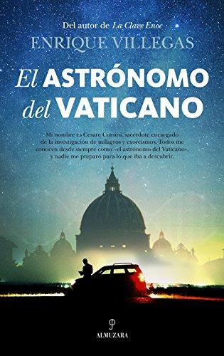 El astrónomo del Vaticano, Enrique Villegas 51QV85Pb3xL