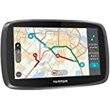TomTom Go 5100 World Navigationssystem (13 cm (5 Zoll) kapazitives Touch Display