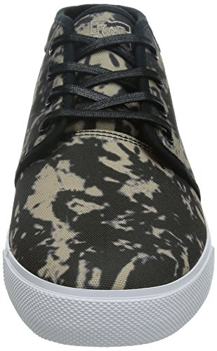 DC- Young Homme Studio Mid TX SE Mid Femme Chaussures Noir/camouflage