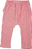 SOOKIBaby Girl's SBLS-1241RED Lifestyle Etsy Stripe Legging