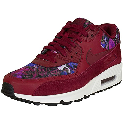 best service 9959c 70585 Nike Air Max 90 Se Donne Sneaker Trainer 881105 Rosso   Marrone