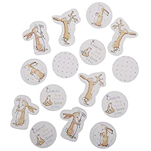 Neviti 673165Guess How Much I Love you-confetti