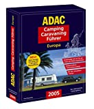 ADAC Camping-Caravaning-Führer 2005 Europa