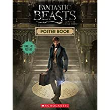 Poster Book (Fantastic Beasts and Where to Find Them) (ANGLAIS)