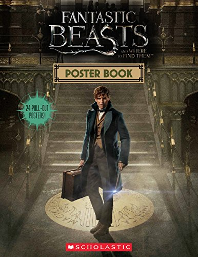 Fantastic Beasts And Where To Find Them. Poster Book por Vv.Aa.
