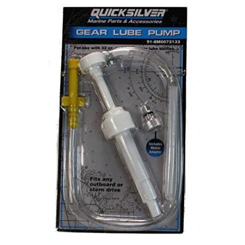 Quicksilver Getriebeöl Handpumpe
