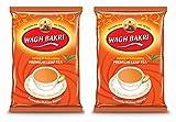 #6: Wagh Bakri Leaf Tea 500g Pouch Pack of 2