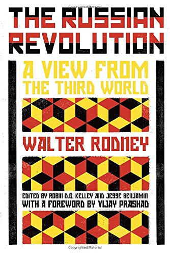 The Russian Revolution: A View from the Third World por Walter Rodney