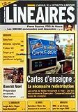 LINEAIRES [No 164] du 01/11/2001 - PIERRE BOURIEZ PDG DE HOURA LES 300000 COMMANDES...
