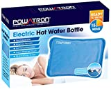 Stay cosy in bed this winter with one of these Rechargeable Electric Hot Water Bottles, the next generation in hot water bottle technology!No hassle and safe to use, as simple as charging your mobile phone!Simply slide the charging cover to the side,...