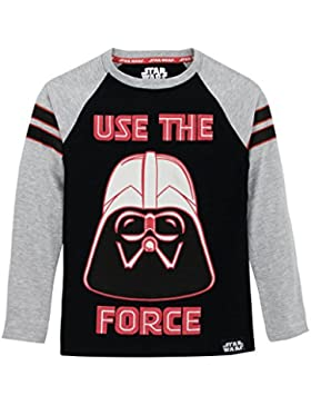 Star Wars - Camiseta de mangas largas para niño - Star Wars Darth Vader