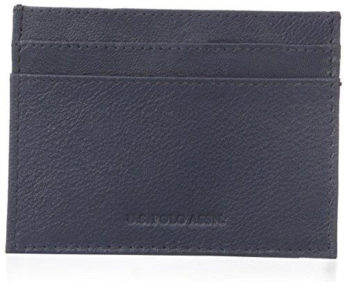 U.S. Polo Assn. herren ABPE7014 Geldbörse - blau - Einheitsgröße (Assn Polo Us Polo)