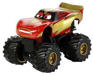 cars toon effrayant monster truck mcmean jouet jeux et jouets. Black Bedroom Furniture Sets. Home Design Ideas
