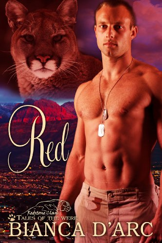 Red: Tales of the Were (Redstone Clan Book 2) (English Edition)