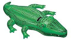 Idea Regalo - Intex 58546 - Cavalcabile Alligatore, 168 x 86 cm