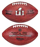 Wilson - Ballon de match de Football Américain Wilson NFL The duke authentique pour le 51 superbowl